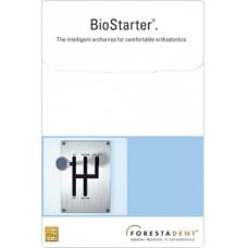 Нитиноловые термоактивные  круглые дуги BioStarter (БиоСтартер)