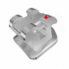 Металлические самолигирующиеся брекеты Clip CL (КЛИП СЛ)