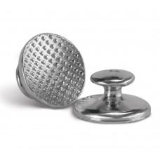 Кнопка для приклеивания круглая